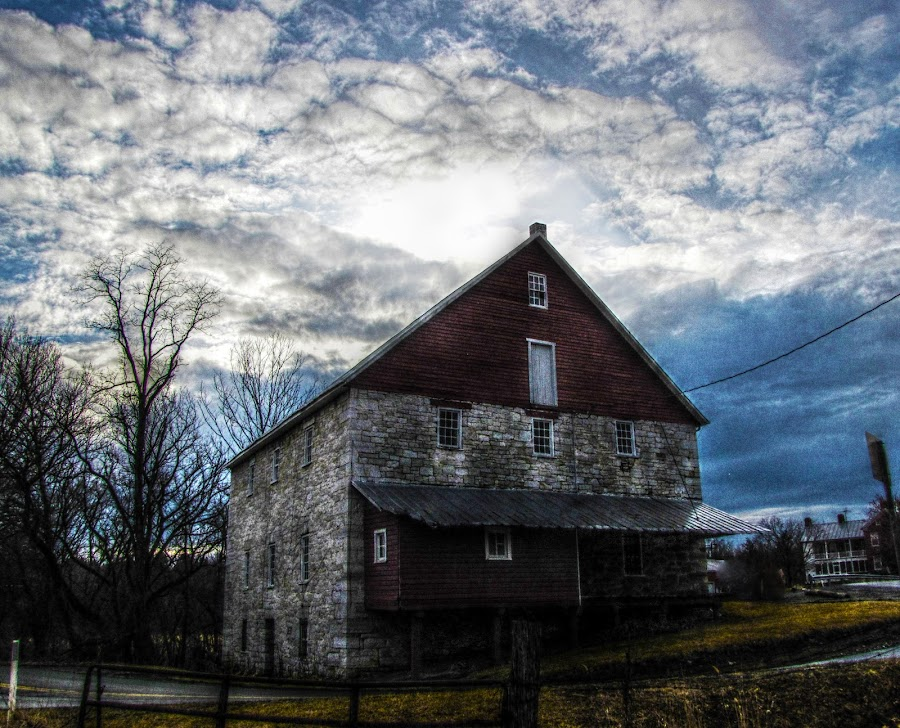 Good Ol' WV by Austin Rupp - Buildings & Architecture Public & Historical