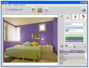 color planner interior