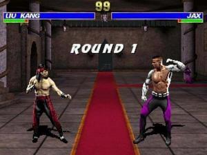 Mortal Kombat Game Project
