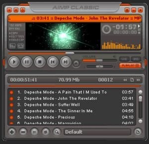 AIMP Classic Advanced Audio Player