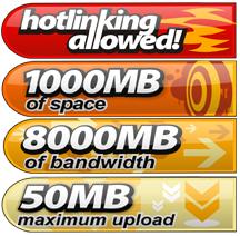 free hosting 1gb