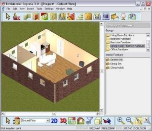 Free 3d home design envisioneer express Online 3d home design tool