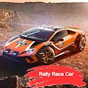 Rally Race Car icon