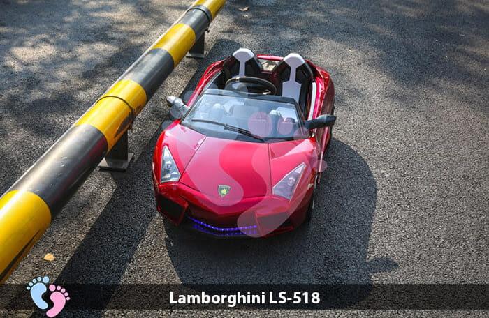 Xe hơi điện trẻ em LS-518 10