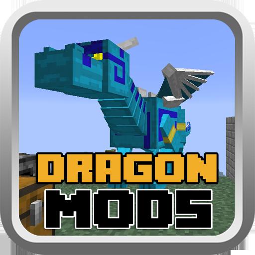 Dragon MODS For MCPE