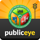 Public Eye - Official BTP App