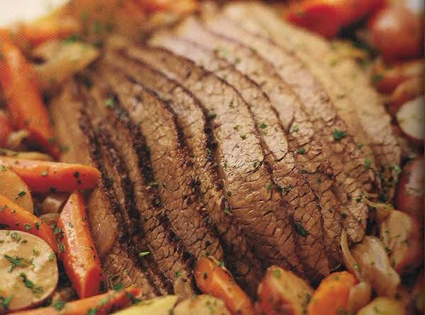 Joyce's Pot Roast Recipe