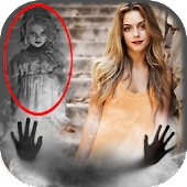 Ghost In Photo Funny Prank App