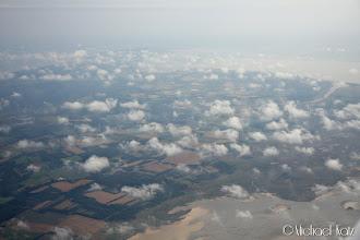 Photo: Kule skyer over Læsø.