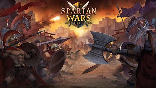 玩免費策略APP|下載斯巴達戰爭:帝國的榮譽 app不用錢|硬是要APP