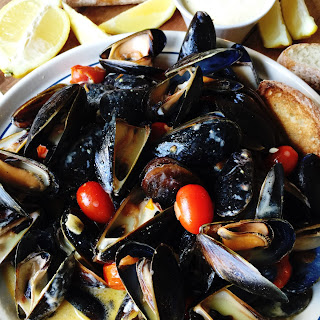 Sailor Mussels