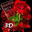 3D Rose Launcher icon