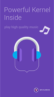 Mp3 Player For Android: miniatura da captura de tela
