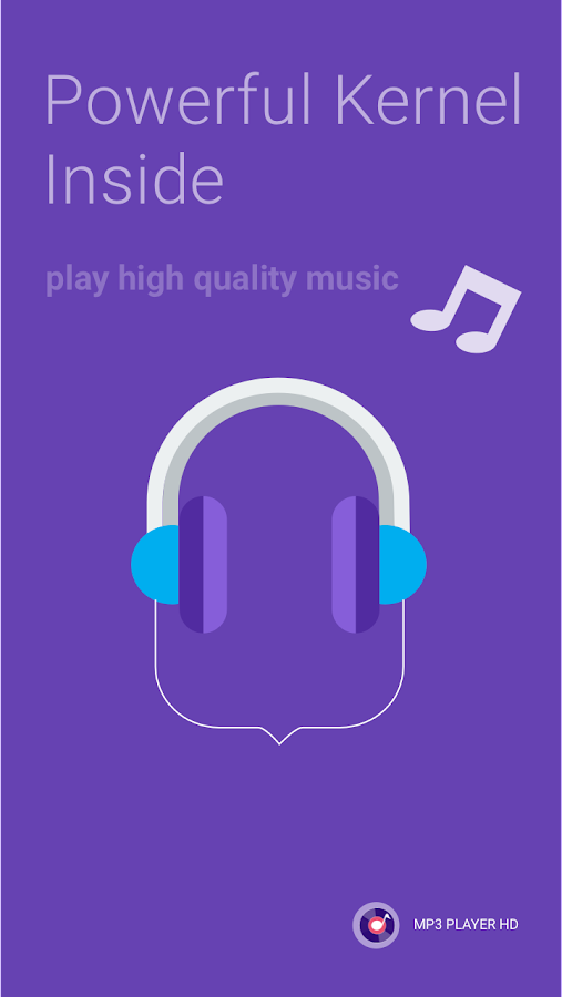 Mp3 Player For Android: captura de tela