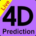 Live 4D Prediction ! ( SG & SDY ) icon