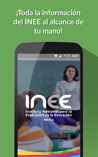 INEE Móvil- screenshot thumbnail