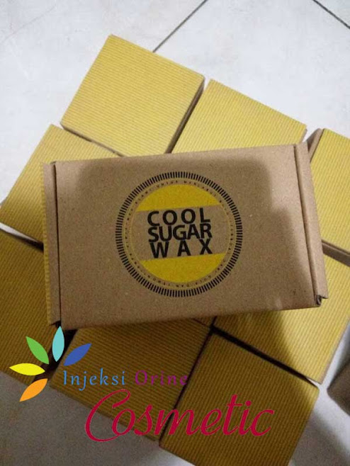 harga Cool Sugar Wax Alami