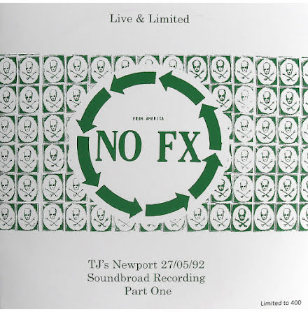 LP - NOFX - Live & Limited Part One