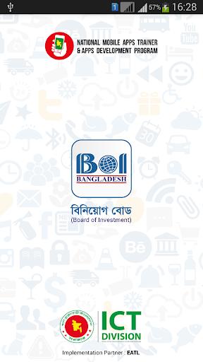 Board of Investment Bangladesh