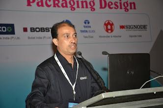Photo: H.S. Arun, Senior Solutions Expert,  Esko Graphics India (P) Ltd.
