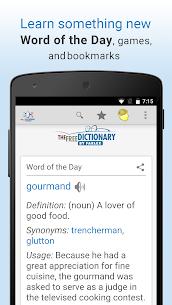 Dictionary Pro APK 5