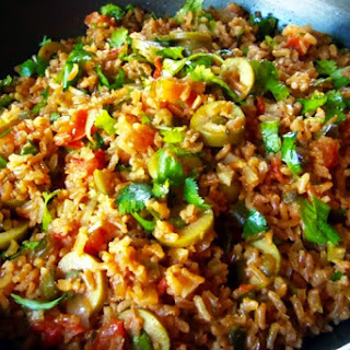 Mexican Brown Rice Recipe