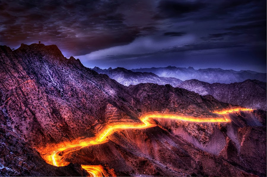The Sarawat Mountains in Taif by Benny Tadili - Landscapes Mountains & Hills ( benny tadili, landscapes, mountains & hills )