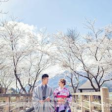 Wedding photographer Rex Cheung (rexcheung). Photo of 12.03.2019