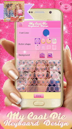 My Cool Pic Keyboard Design 2.0 screenshot 2059725