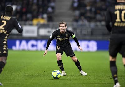 """Non conservé par Monaco, un cadre ne comprend pas : """"Quand je suis arrivé, le club était avant-dernier"""""""