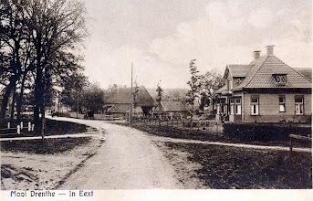 Photo: Hoofdstraat, rechts woning Homan