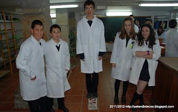Photo: 2º A-Grupo 4