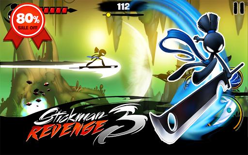 Stickman Revenge 3: League of Heroes  17