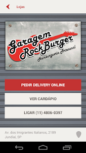 Garagem Rock Burger- screenshot thumbnail