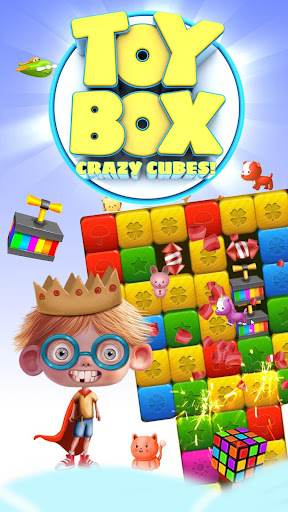 Toy Box Crazy Story - toys drop cubes screenshots 8
