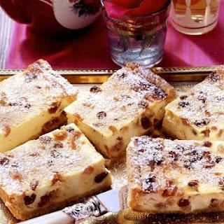 North African Dessert Slices.