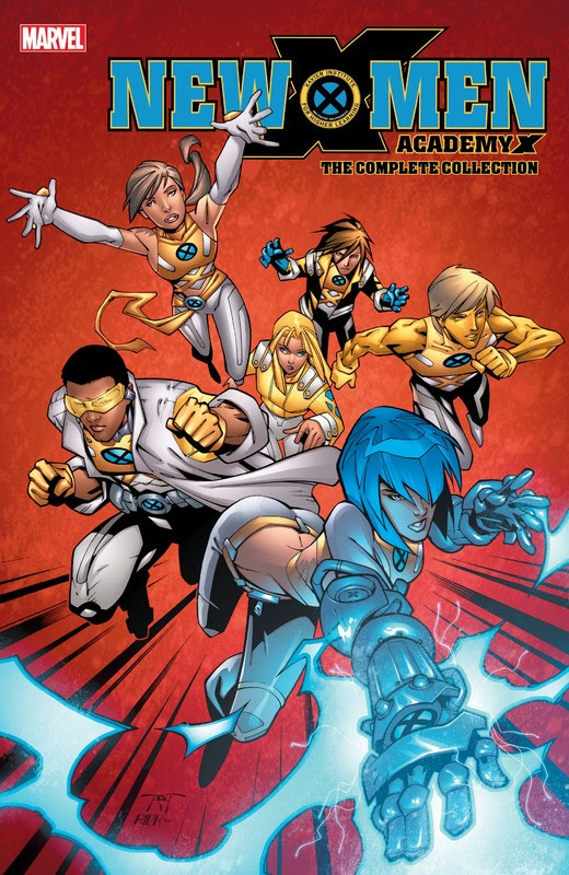 New X-Men: Academy X: The Complete Collection (2018)