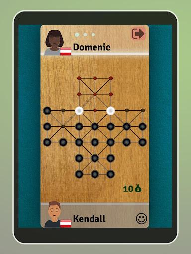 Fox and Geese - Online Board Game apkdebit screenshots 17