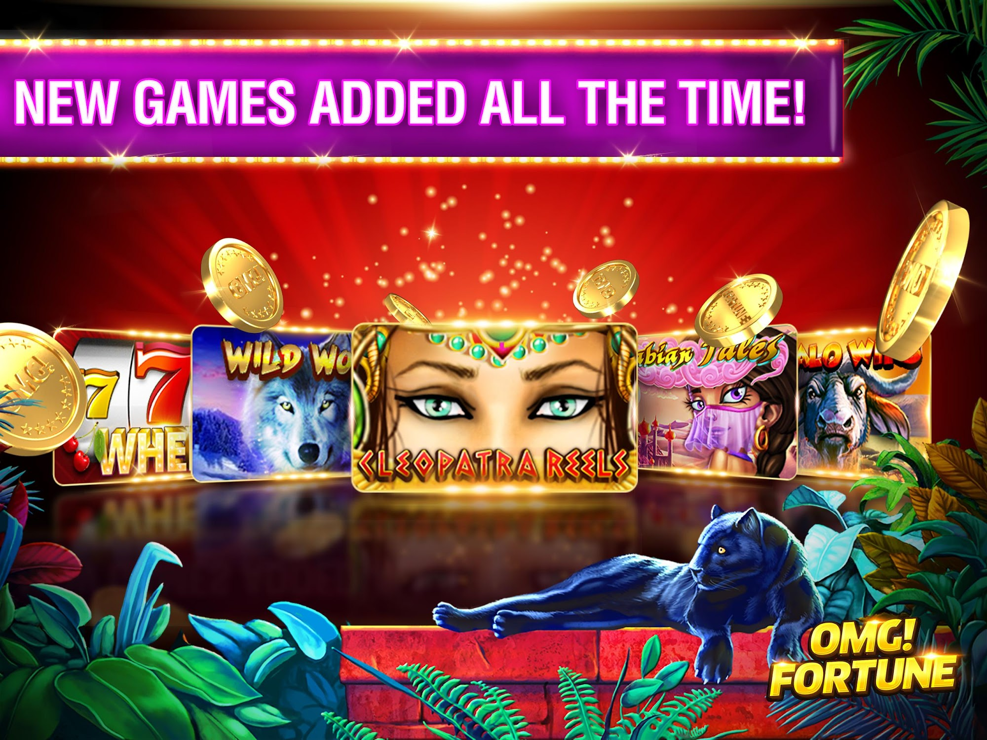 OMG! Fortune Free Slots Casino screenshot #10