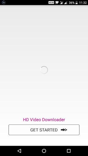 AA HD Video Downloader 1.5 screenshots 1