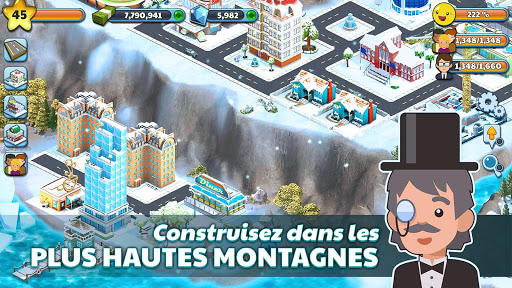 Télécharger Gratuit Snow Town: Ice Village - Ville du Grand Nord  APK MOD (Astuce) screenshots 5