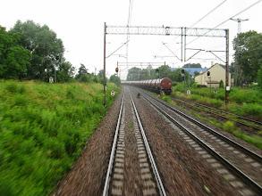 Photo: Szlak Kraków Mydlniki - Kraków Łobzów
