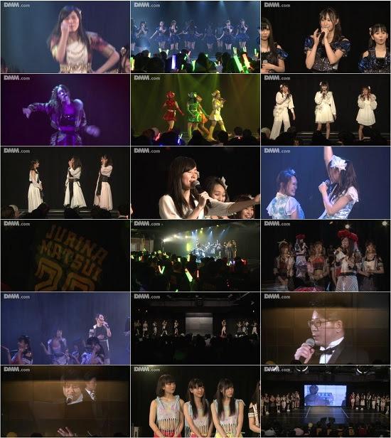 (LIVE)(720p) SKE48 チームS「重ねた足跡」公演 松井珠理奈 生誕祭 170531
