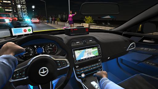 Taxi Game screenshot 1
