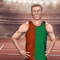 Athletics Mania: Track & Field Summer Sports Game icon