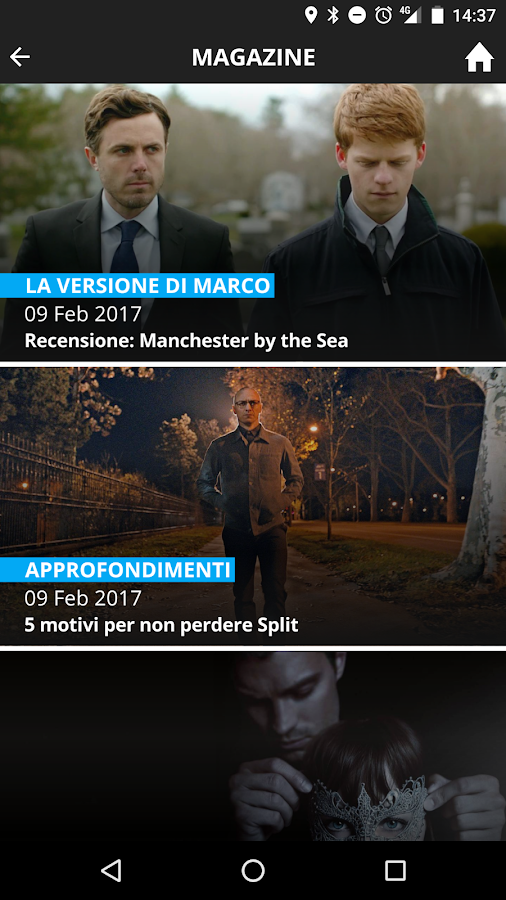 App al Cinema- screenshot