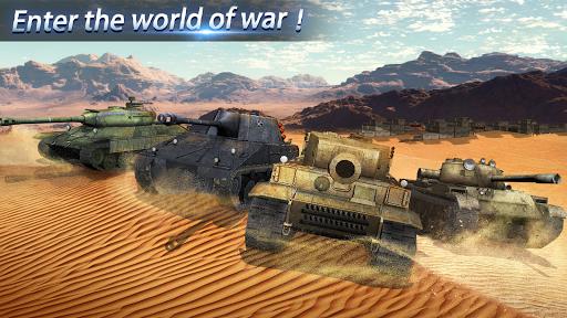 Furious Tank: War of Worlds screenshots 7