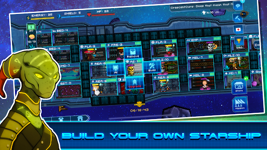 Pixel Starships™ Screenshot