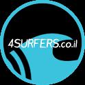 4surfers - מצב הים ותחזית גלים icon