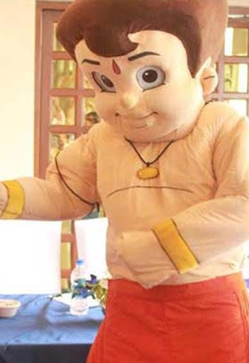 Gadhadhari Bheem Puzzle